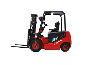 Electric Forklift (2-2.5T Four Wheel Forklift, J Series)