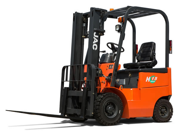 Electric Forklift (1-1.8T Four Wheel Forklift, H Series)