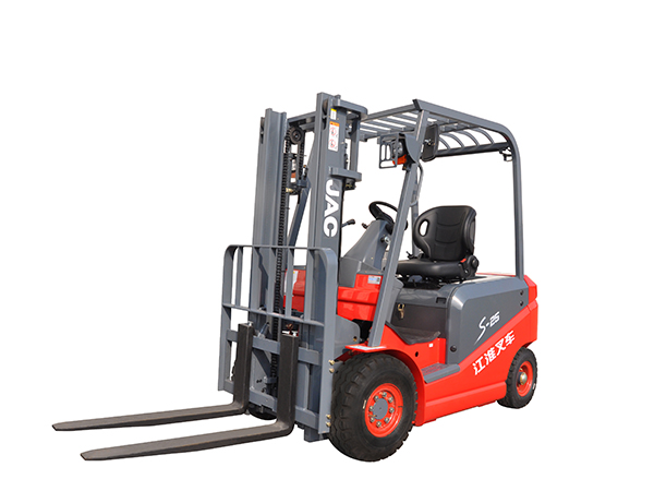 Electric Forklift (2-2.5T Four Wheel Forklift, S Series)